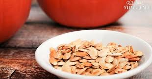 Dry Roasted Shelled Pumpkin Seeds by How To Make Crispy Roasted Pumpkin Seeds