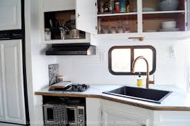 Simple And Affordable RV Kitchen Upgrades Via Lauren Jade Lately 1