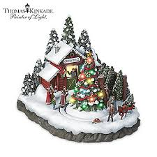 Thomas Kinkade Christmas Tree Cottage by Search Result For