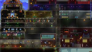 Terraria Halloween Event by The Terraria Times Replies And Random Building Healing The Masses
