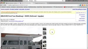 Craigslist Handicap Vans For Sale By Owner In Florida - YouTube