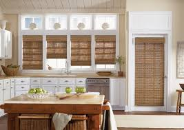 Kitchen Curtain Ideas With Blinds by Types Of Window Treatments Window Treatments Patio Door Window