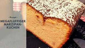 megafluffiger marzipankuchen ohne mehl aus nur drei zutaten