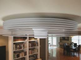 ceiling fans with lights exhale fan world s first bladeless fan