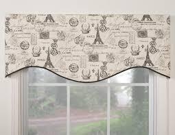 Kitchen Curtain Ideas 2017 by Window Modern Window Valance Swag Kitchen Curtains Valance Ideas