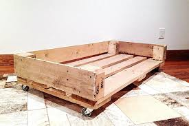 Burrowing Dog Bed by Burrow Beds For Dog Recycled Pallet Dog Bed Foster And Smith Dog