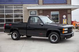 Magnificient Chevy 454 Ss Truck For Sale » Trucks Collect