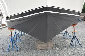 Reflex Bed Liner by Bottom Painting Five Star Marine