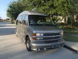 2002 Custom Chevrolet Express 1500 High Top Conversion Van Explorer Limited SE US 972400