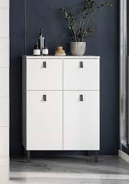 toledo badezimmer kommode weiß günstig möbel küchen büromöbel kaufen froschkönig24