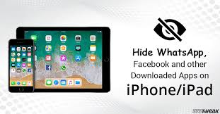 to Hide Apps on iPhone iPad With Passcode Running on iOS 11