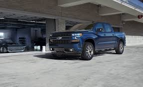 100 Toyota 4 Cylinder Trucks 2019 Chevrolet Silverado Turbo Four Gets EPA MPG Ratings