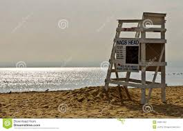 Beach Lifeguard Chair Plans by Lifeguard Chair On Beach Stock Photography Image 20991432
