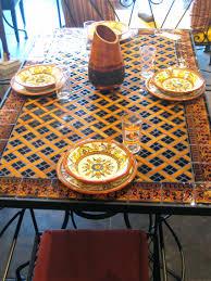 tiles mexican tile table top designs talavera tile table tops