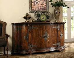 Narrow Buffet Cabinet Hutch For Dining Room Elegant Cabinets Server With Glass Doors Wall Small