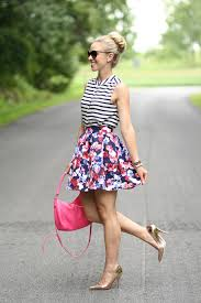 what top looks best with floral skirt womenitems com