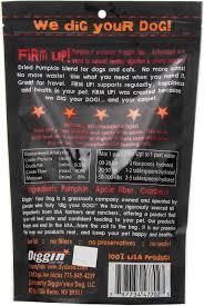 Fresh Pumpkin For Dog Diarrhea by Diggin U0027 Your Dog Firm Up Pumpkin Plus Cranberry Super Dog U0026 Cat