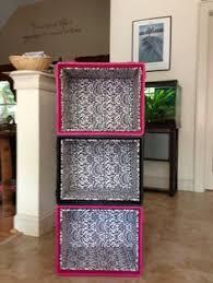 Milk Crate Storage Or Book Self
