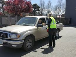 100 Salvation Army Truck Pickup Tons Accomplished During City Clean Up Day City Of Coos Bay