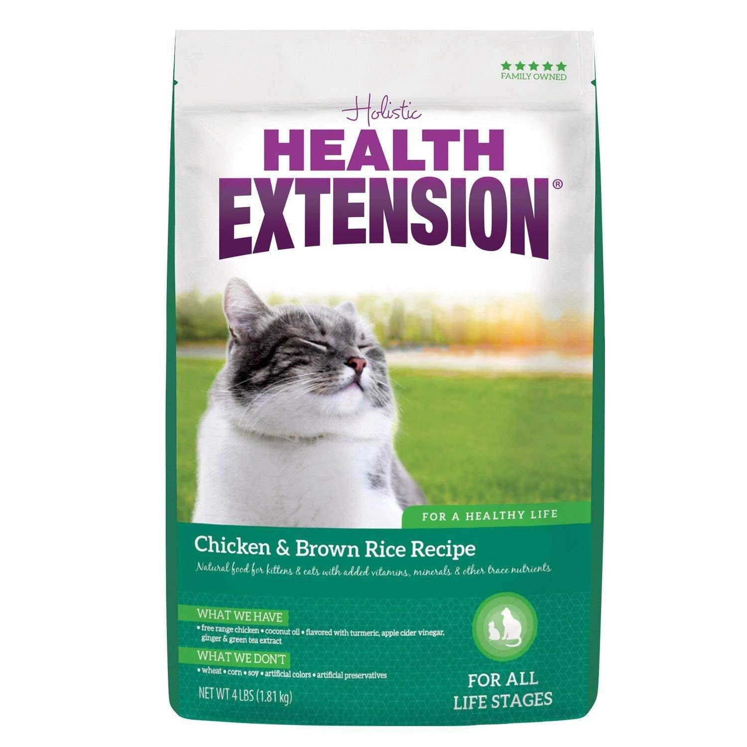 Health Extension Kitten and Cat Food - 4lbs