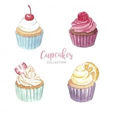 Cupcake Vectors Photos And PSD Files