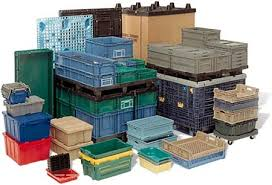 Plastic Shipping Containers From Flexcon