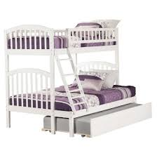 Trundle Beds Walmart by Bunk Beds Twin Over Full Bunk Bed Walmart Twin Loft Bed With