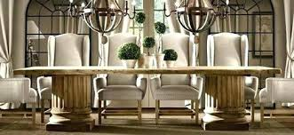 Restoration Hardware Rooms Dining Room Chairs Interesting Guide Luxurious Wood
