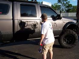 100 Paint My Truck Removing Over Spray Page 2 PowerStrokeNation Ford Powerstroke