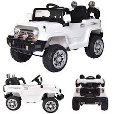 WHITE 12V JEEP Style Kids Ride On Battery Powered Electric Car W ... Toy Push Truck Ride On Car Little Tikes Kids Child Toddler Wheels 29 Best Power Electric Cars For 2018 Review Classic Modern Rideon Toys Pedal Planes 4 Year Old Kid Driving The Mini Monster Fun Outdoor Children On Boy Big Wheel Battery John Deere Sit And Scoot Atv Amazoncouk Games Buy Spray Rescue Fire Online Choice Products Jeep 12v With Remote Kids Ride On Toys 24v Ford Ranger Ride How To Find A Quality For Your Possibili Tree Amazoncom Mega Bloks Green Lil F150 6volt Battypowered