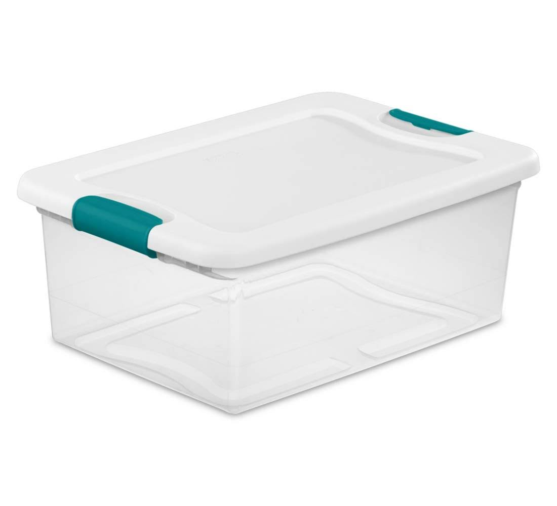 Sterilite Latching Storage Box - 15 Qt