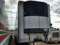 100 Reefer Truck For Sale Salvage 2007 Utility REEFER For