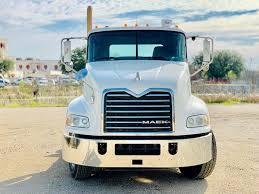 100 Day Cab Trucks For Sale 2011 Mack Pinnacle CXU613 Truck T Worth TX