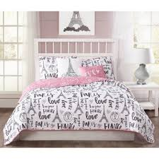 Love Pink Bedding by Quilts Bedding The Home Depot