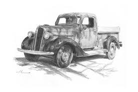 Classic Truck Pencil Portrait | Coloring | Pinterest | Pencil Portrait Vector Drawings Of Old Trucks Shopatcloth Old School Truck By Djaxl On Deviantart Ford Truck Drawing At Getdrawingscom Free For Personal Use Drawn Chevy Pencil And In Color Lowrider How To Draw A Car Chevrolet Impala Pictures Clip Art Drawing Art Gallery Speed Drawing Of A Sketch Stock Vector Illustration Classic 11605 Dump Loaded With Sand Coloring Page Kids