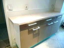 plan de travail meuble cuisine meuble plan de travail cuisine plan de travail avec rangement
