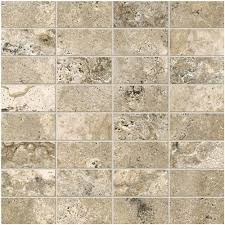 Home Depot Floor Tile by Marazzi Travisano Bernini 12 In X 12 In X 8 Mm Porcelain Mosaic