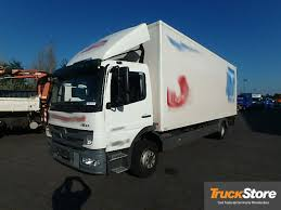 MERCEDES-BENZ Atego 1224 L Closed Box Trucks For Sale From Belgium ... Inventory 2015 Intertional 4300 24 Box Va Used Iveco Stralis 260s31 Yp E5 Koffer Box Pallets Lift Box 2019 Isuzu Nrr Ft Van Truck For Sale 11135 2011 Hino 338 Thermoking Reefer Unit Feet Liftgate New 2006 Van Trucks 2013 24ft Truck Mag Delivers Nationwide Hd Video 2005 Gmc C7500 24ft See Www Sunsetmilan 2000 4700 Truck Item E8210 Sold J 4000 Dt466 Eng Allison Auto 1998 C6500 Atmatic Pto 23900