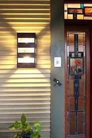 outdoor sconce light fixtures exterior wall sconce lighting