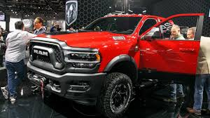 100 Cheap Trucks For Sale Under 1000 2019 Ram HD Debuts With LBFT Of Torque Tons Of Tech UPDATE