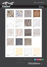 light weight floor tiles 300ã 300 â united industries