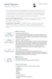 Solution Architect Resumes Sample Resume For Architecture Student New 14 Best Samples