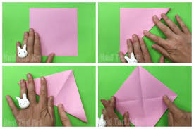 How To Make An Origami Pig Face For Preschoolers This Is Easy Paper