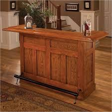 Hillsdale Ashland Bar Set in Classic Oak AOAK
