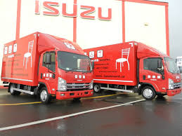 Total Event Totally Ready With Two New Isuzu Trucks
