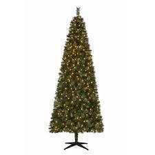 Downswept Alpine Christmas Tree by Martha Stewart Living Pre Lit Christmas Trees Artificial