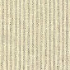 Adams Ticking Grey Indoor Outdoor Fabric