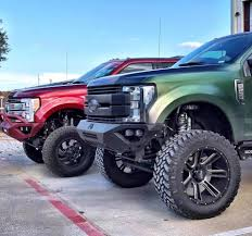Custom Trucks Unlimited - Green Or Red!? #alumiduty | Facebook
