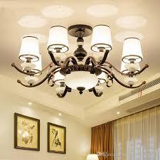 großhandel amerikanischen klassischen europäischen stil wohnzimmer deckenleuchte schlafzimmer licht esszimmer led licht moderne romantische kaffeehaus