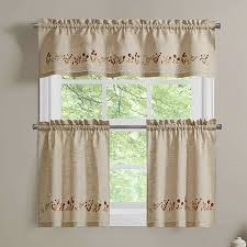 Boscovs Blackout Curtains by Lilly Of The Valley Embroidered Curtain Collection Boscov U0027s